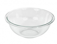 Pyrex Clear Mixing Bowls 4-Pack Just $4.97