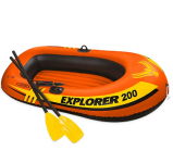 2-Person Inflatable Boat Set with French Oars and Mini Air Pump$18.50 (REG $30.31)