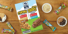 Quaker Chewy Granola Bars & Dipps 58-Count Variety Pack Just $7.72 Shipped!