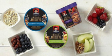 Quaker Real Medleys Instant Oatmeal Cups Just $1.09/Each Shipped!