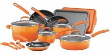 Rachael Ray 16-Piece Cookware Set Only $89.00 Shipped! (Reg $150)