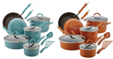 BestBuy: Rachael Ray Cucina 12-Piece Cookware Sets Only $149.99 Shipped! Normally $300!