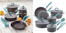 Rachael Ray Cucina 12-Piece Cookware Set Only $100.99 Shipped! (Reg $270)