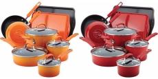Rachael Ray 12-Piece Cookware Set ONLY $20.00! (Reg $130)
