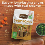 Rachael Ray Nutrish Soup Bones Dog Treats Pack $5.49 (REG $10.99)