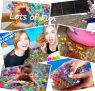 Rainbow Mix Over 50,000 Water Beads Growing Balls Pack