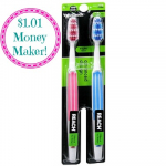 $1.01 Money Maker on Reach Toothbrushes at Walgreens!