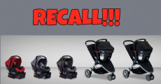 RECALL! 200,000 Britax Car Seats Have Already Been Recalled!