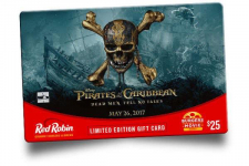 FREE Movie Ticket For Pirates of the Caribbean: Dead Men Tell No Tales!
