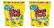 Plan An Awesome Party With $1.50 Off Ring Pop Party Packs!
