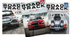 FREE Subscription To Road & Track Magazine!