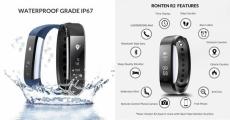 Amazon: Ronten Waterproof Fitness Tracker Just $18.79!