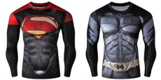 RUNNN! 3D Superhero Shirts ONLY $7.99 Shipped!!!