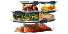Rubbermaid Brilliance Food Storage Container 10-Piece Set Just $11.39!