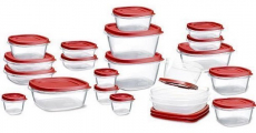 Amazon: Get This Rubbermaid 42-piece Storage Set For Only $9.95!
