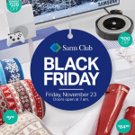 Top 10 Sam's Club Black Friday Deals!