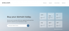 One.com Exclusive : Free .one Domain Name and Online Shop For All Customers