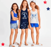 The Childrens Place: Graphic Tanks from $2, FlipFlops $2.40, Skorts (80% Off)