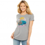 Women's SONOMA Goods for Life Short Sleeve Graphic Tee -$4.87(63% Off)