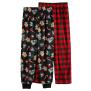 2-Pack, Girls 4-12 Cuddl Duds Pants -$5.90(79% Off)