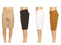 Men's Belted Cargo Pocket Shorts -$18.99(55% Off)