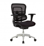 WorkPro 12000 Series Ergonomic Mesh/Fabric Managerial Mid-Back Chair -$309.99(28% Off)