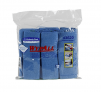 6 Pack, WypAll Microfiber Dry Cloths, Blue -$10.07(53% Off)