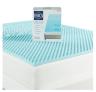 The Big One Cool Flow Gel Memory Foam Mattress Topper -$33.99(72% Off)