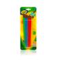 8 Count, Crayola Art & Craft Brush Set -$2.14(50% Off)