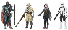 Star Wars: Rogue One Jedha Revolt Action Figure 4-Pack Only $7.99 Shipped!