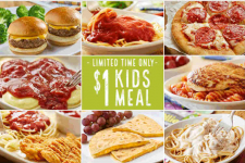 $1.00 Kids Meal at Olive Garden With Adult Entree Purchase!