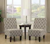 TWO Armless Chairs Just $219.30 Delivered (Reg $430)!