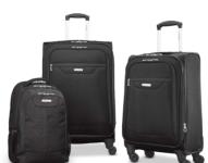 Samsonite Tenacity 3 Piece Set – Luggage Only $79.99 + FREE Shipping!