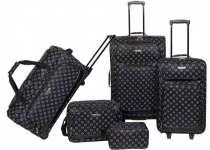 Prodigy Forest Park 5-Piece Luggage Set Only $76.99 Shipped!