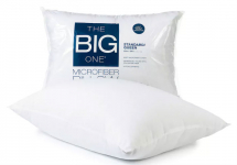 The Big One Microfiber Pillows Only $2.39 (reg $12) + FREE Pickup!