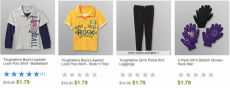 Sears.com: HUGE Clothing Clearance Sale (as Low as $1.79!)