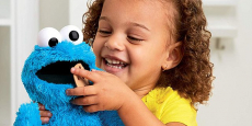 Sesame Street Interactive Cookie Monster Plush just $19.97 (reg $30)