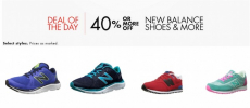 Amazon! Get 40% Off New Balance Shoes And More! Prices Starting At $6.00!