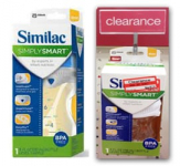 Similac SimplySmart Bottle Just 24¢ after Coupon and Clearance Sale at Target!