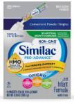 Similac Pro-Advance Non-GMO with 2′-FL HMO Infant Formula