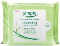 Simple Facial Moisturizers & Wipes Only 82¢ Each at Rite Aid!