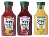 New! Get $0.75 Off Any Simply Juice Drink With This Printable Coupon!