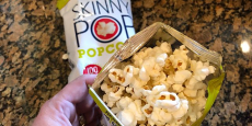 FREE SkinnyPop Popcorn at Target + $0.36 Moneymaker !