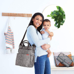 Skip Hop Diaper Bag + Changing Pad Only $32.47 Shipped!