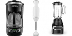 Small Kitchen Appliances Sale at Macy's only $7.99 (Reg $45)