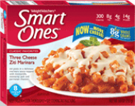Smart Ones: $6 Worth of Coupons
