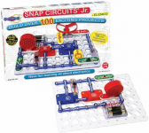 Amazon: Snap Circuits Jr. SC-100 Electronics Discovery Kit Only $19.25! Normally $32.99!