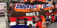 Mars Minis Candy Bags Only $1.00/Each!