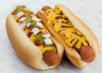ALL Day! $1.00 Hot Dogs at SONIC!