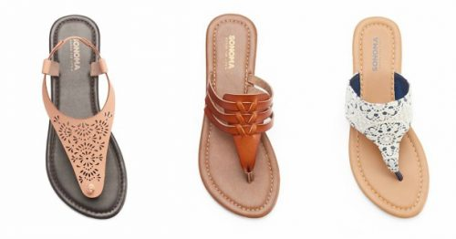 Get Sonoma Women's Sandals For Just $8
